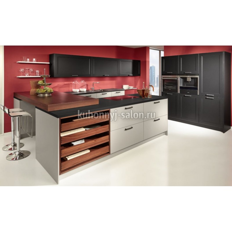 Кухня Beeck DELTA L / COLORLINE