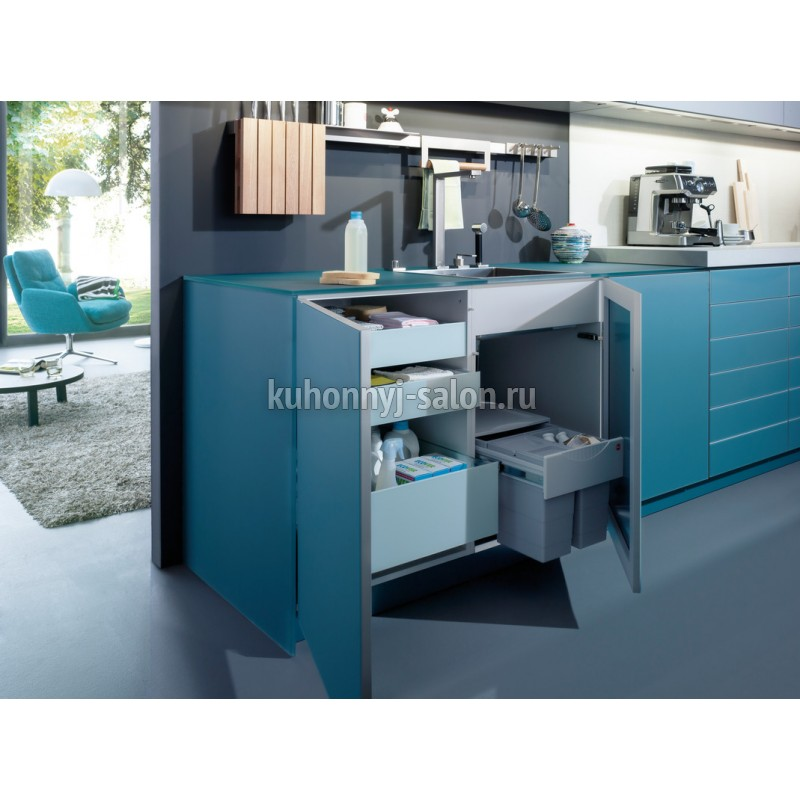 Кухня Leicht LARGO-FG IOS-M