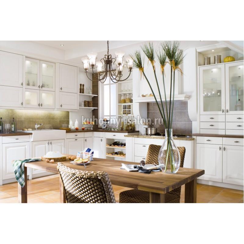 Кухня Beckermann 28 Stockholm lackiert